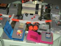 $$$$Buying old generation systems and games.Nes/Snes/Sega/N64