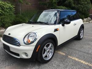 2010 Mini Copper, Auto,Certified