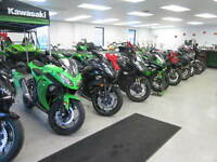 HUGE BOXING DAY SALE ON ALL KAWASAKI MOTORCYCLES, AT COOPERS!