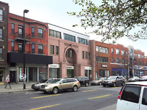 New condos for sale in the plateau area