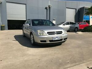 2003 Holden Vectra ZC CD Silver 5 Speed Manual Hatchback Newport Hobsons Bay Area Preview