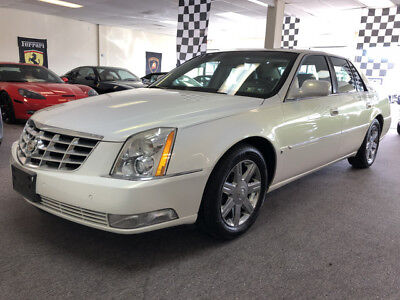 2006 Cadillac DeVille Base Sedan 4-Door: low mile dts free shipping warranty 2 owner clean carfax luxury finance cheap