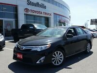 2012 Toyota Camry XLE V6 - OFF-LEASE - ONE-OWNER - ACCIDENT-FREE