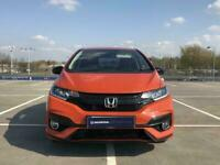 2018 Honda Jazz 1.5 i-VTEC Sport Navi 5dr Hatchback Petrol Manual