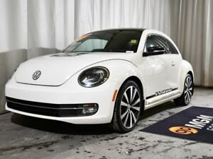 2013 Volkswagen Beetle Coupe 2.0T Turbo w/Sun/Sound 2dr FWD Coup