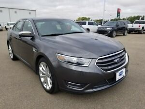 2016 Ford Taurus Limited (Moonroof, Nav, Heated Steering Wheel)