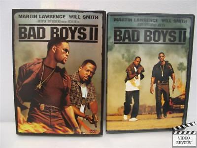 Bad Boys Ii   Dvd   Will Smith   Martin Lawrence
