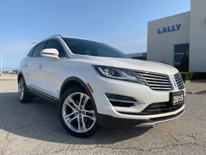 2015 Lincoln MKC AWD Reserve 2.3L with Tech Pkg