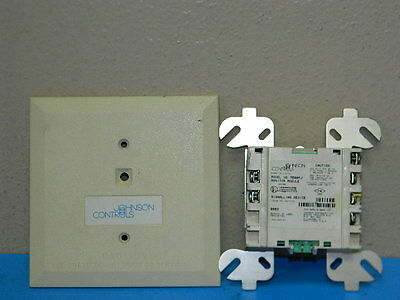Johnson Control M500mj Fire Alarm Monitor Module 19 Available