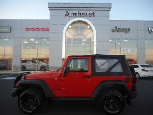 2015 Jeep Wrangler SPORT 4X4 SOFT TOP