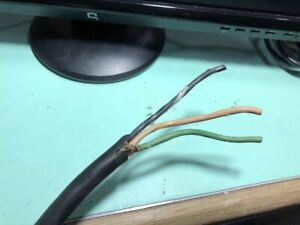 Make a Heavy Duty Extension Cord 14x3 Class 5 Wire 40ft