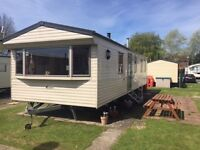 Luxury Stunning Static Caravan at Weymouth Bay for sale Private