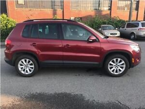 2009 Volkswagen Tiguan Panoramic Roof 4Motion