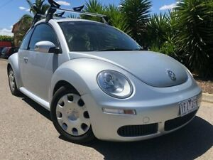 2006 Volkswagen Beetle 9C MY06 Upgrade Miami Silver 5 Speed Manual Hatchback Hoppers Crossing Wyndham Area Preview