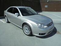 (05) 2005 Ford Mondeo 2.2TDCi 155 ST TDCi 6 Speed Service History