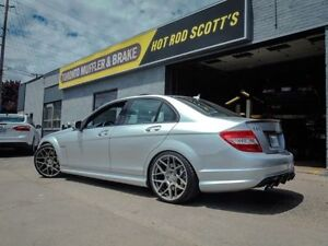 Mercedes Benz MB Performance EXHAUST Mods & Systems