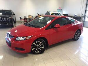 2013 Honda Civic EX TOIT,CAMÉRA,MAG,GR ELECTRIQUE