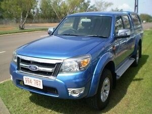 2011 Ford Ranger PK XLT (4x4) 5 Speed Automatic Winnellie Darwin City Preview
