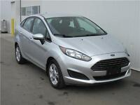 2014 Ford Fiesta SE Sedan Auto Heated Seats! All Approved! Low $