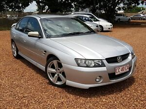 2004 Holden Commodore VZ SS Silver 4 Speed Automatic Sedan Winnellie Darwin City Preview
