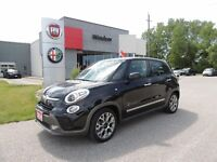 2014 FIAT 500L Trekking Windsor Best Deal On Pre-owned Fiats
