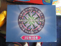 Who wants to be a millionaire - Junior edition