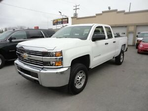 Chevrolet Silverado 2500HD 2016 4WD-143.5''-Work Truck-Cruise-6P