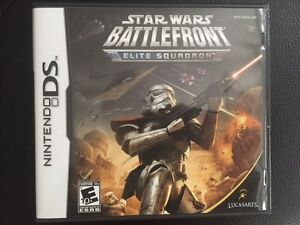 Nintendo Star Wars Battlefront Elite Squardon