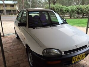 1995 Mazda 121 Sedan Londonderry Penrith Area Preview