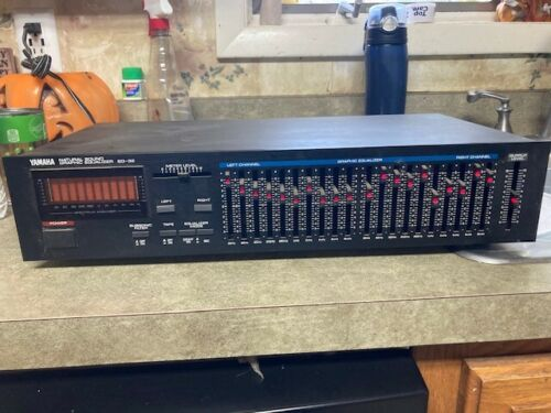 Yamaha EQ-32 Natural Sound Graphic Equalizer