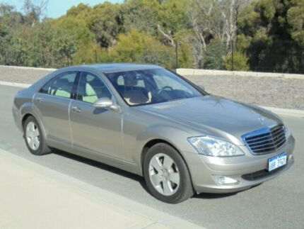 2008 Mercedes-Benz S320 221 07 Upgrade CDI Gold 7 Speed Automatic G-Tronic Sedan