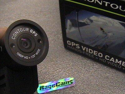 CONTOURHD GPS CONTOURHDGPS HELMET CAMERA VIDEO CAM DVR 1080p gpsmap Helmet Cam (Contourhd Helmet Camera)