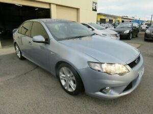 2008 Ford Falcon FG XR6 Blue 5 Speed Auto Seq Sportshift Sedan Werribee Wyndham Area Preview