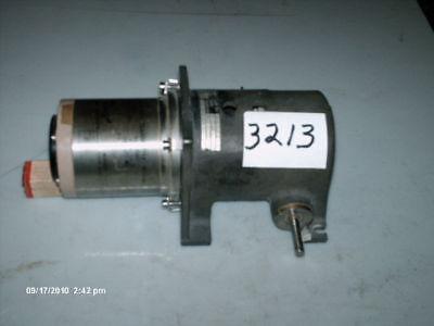 Bomar Gearhead Synchro Transmitter 55044 115v 60hz