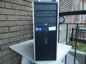 Ordinateur HP Compaq 7800 Intel Core 2 Quad 2.4 GHz