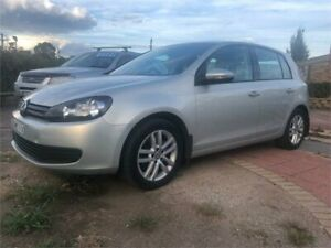 2011 Volkswagen Golf VI MY11 118TSI Comfortline Silver Sports Automatic Dual Clutch Hatchback South Nowra Nowra-Bomaderry Preview