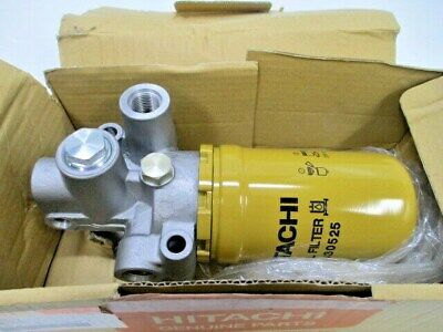 Hitachi Oil Filter Assembly 4629717 Oem New In Package Tractor Excavator