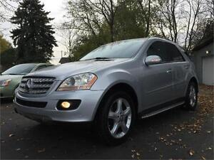 2008 MERCEDES ML550 4MATIC+V8+NAVIGATION+GARANTIE 3 ANS/60000KM