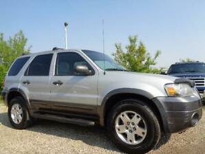 2006 Ford Escape XLT-4WD-ONE OWNER-ONLY 141,000KM-AMAZING