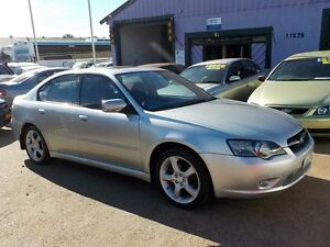 2004 Subaru Liberty B4 Silver North St Marys Penrith Area Preview