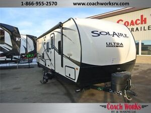 $126 b/w  267 Solaire Double Bunks, Double Door, Great Quality!