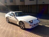 FANTASTIC PORSCHE 944 2.7 LUX 1989 (G) - FSH, CAM BELT JUST CHANGED, REPAINTED