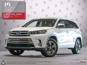 2017 Toyota Highlander Hybrid Limited 4dr All-wheel Drive