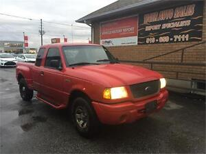 2001 Ford Ranger XLT*REMOTE START*GREAT CONDITION**AS IS SPECIAL