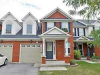 Stunning  Freehold Mattamy Built Townhouse in Milton