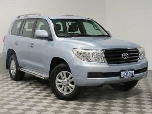 2010 Toyota Landcruiser UZJ200R 09 Upgrade 60th Anniversary L.E. Blue 5 Speed Automatic Wagon Jandakot Cockburn Area Preview