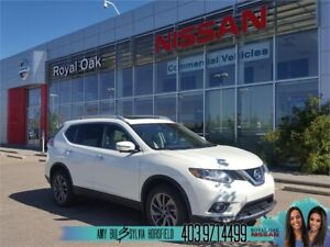 2016 Nissan Rogue SL AWD ** ACCIDENT FREE **