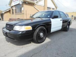 2011 FORD Crown Victoria P71 Police Interceptor 4.6L 120,000KMs