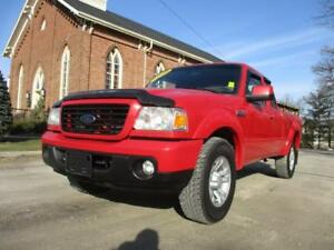 2008 Ford Ranger Sport -ONLY 175KM+4X4+CERTIFIED $9999