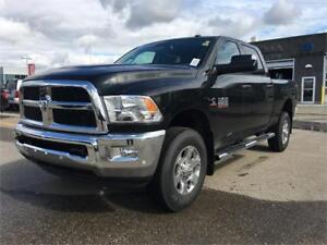 2017 RAM 2500 DIESEL OUTDOORSMAN SLT CREW CAB, RUNNING BOARDS !!
